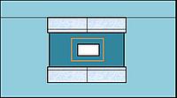Простыня лапароскопическая 200×320 см