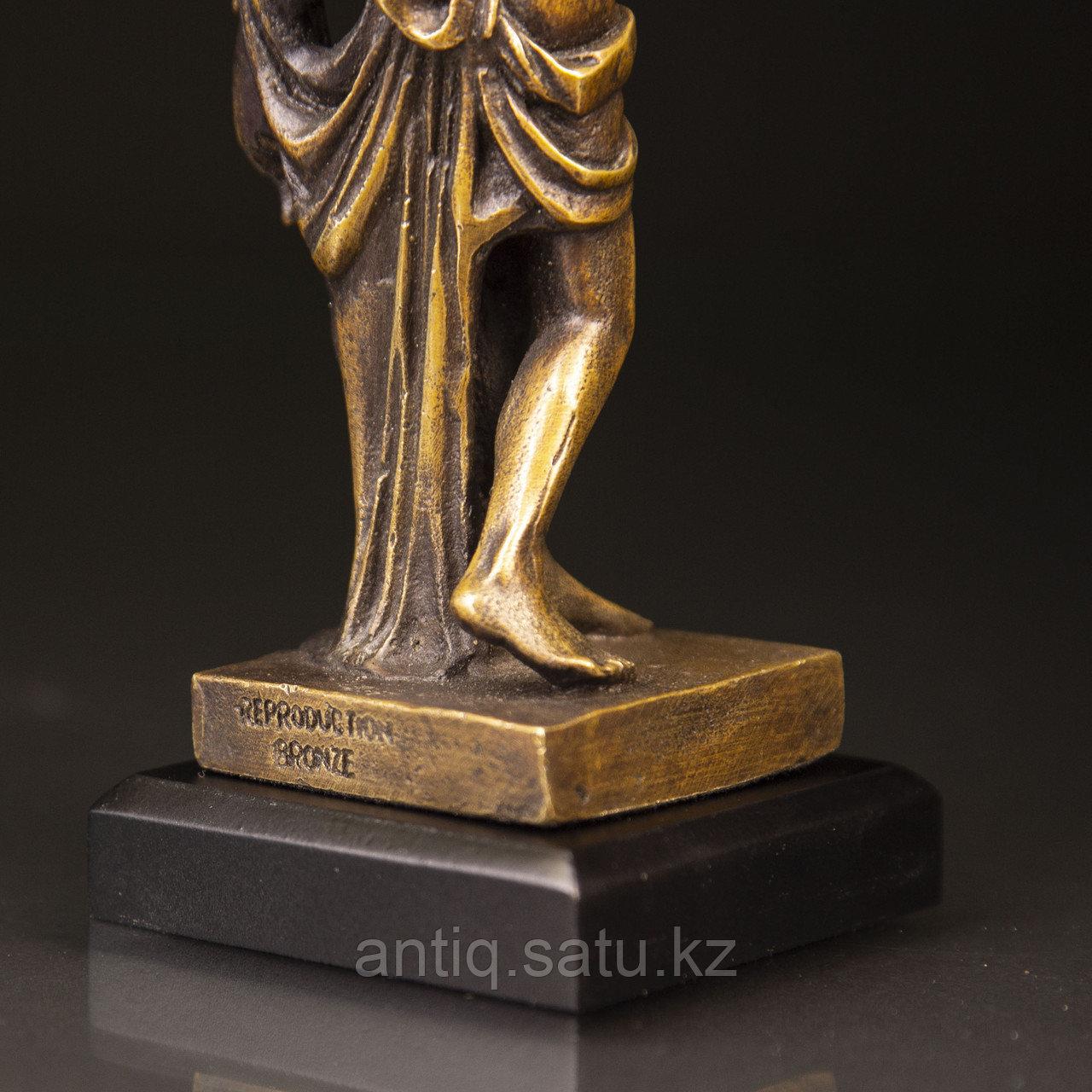 Коллекционная миниатюра «Меркурий» По модели Мишеля Ангье Производитель Edition Atlas Collection. - фото 3