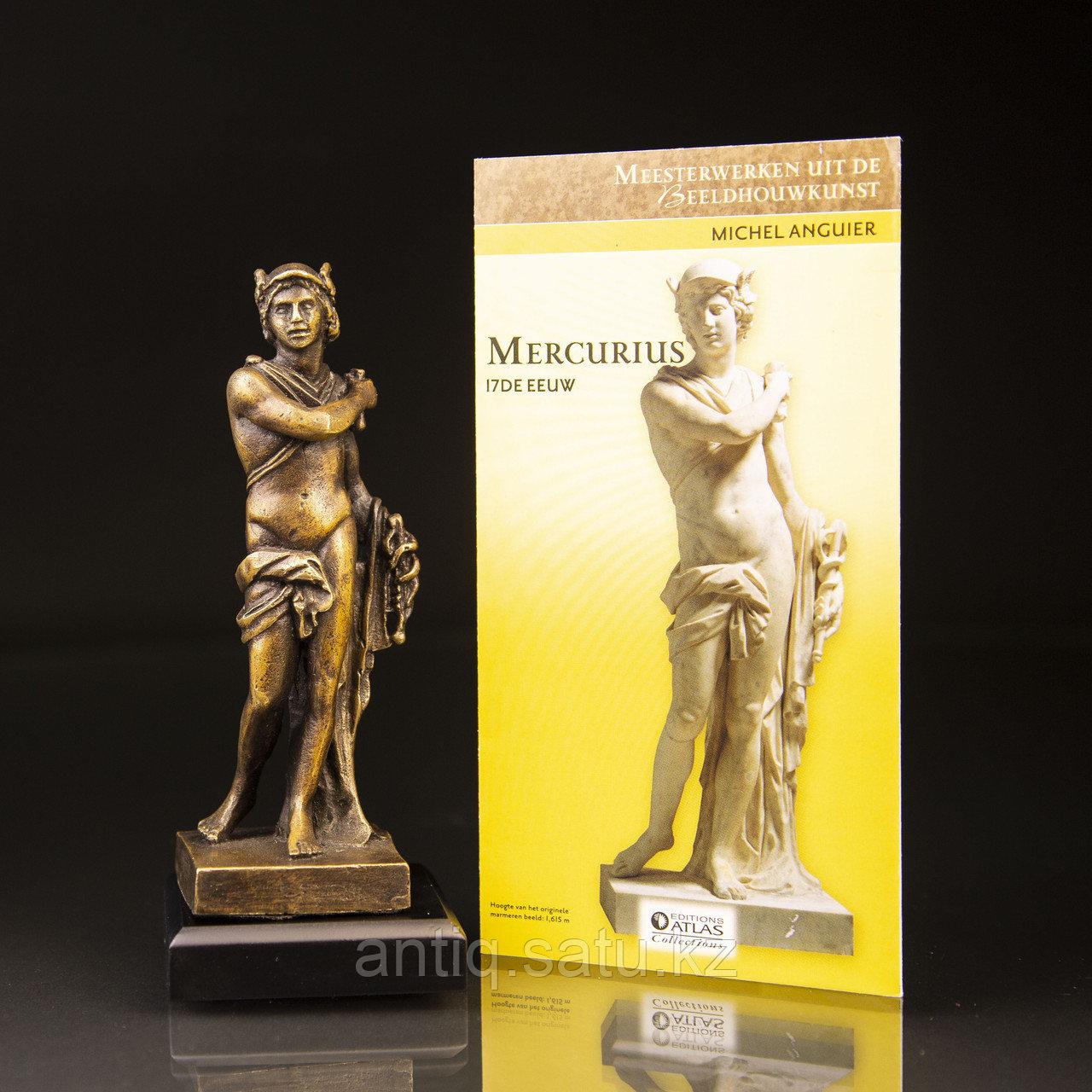 Коллекционная миниатюра «Меркурий» По модели Мишеля Ангье Производитель Edition Atlas Collection. - фото 7