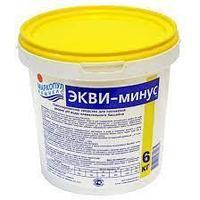 «ЭКВИ-минус» Понижение значения уровня рН воды. 6