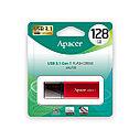 USB-накопитель Apacer AH25B 128GB Красный, фото 3