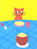 Котята. Сообрази и наклей, фото 6