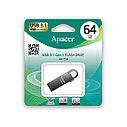 USB-накопитель Apacer AH15A 64GB Серый, фото 2