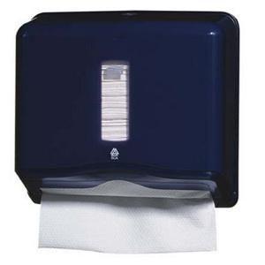 Диспенсер Tork для бумажных полотенец Singlefold сложения ZZ и C 309082, фото 2