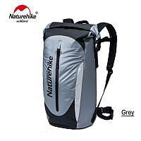 Водонепроницаемый рюкзак 30 л серый Naturehike NH20FSB01