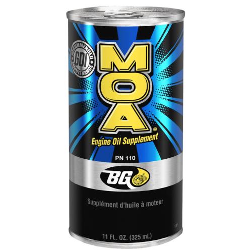 BG 110 Кондиционер моторного масла MOA (интервал замены 10000 км), 325 ml