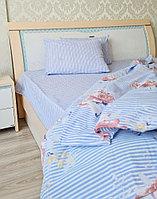 Постельный комплект 2-х спальный Туркмения, фланель