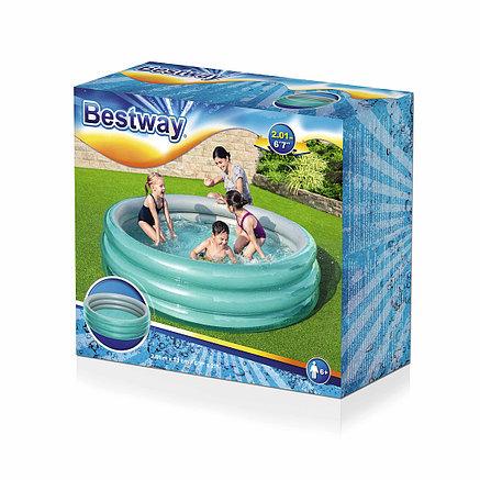 Надувной бассейн Bestway 51043, фото 2