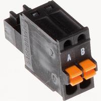 AXIS CONNECTOR A 2P2.5 STR 10PCS