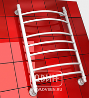 """Полотенцесушитель ДВИН L 70/50 1""""-1/2"""" Водяной (К3, Белый)"""