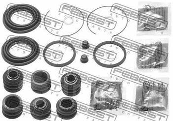 Ремкомплект тормозного суппорта TOYOTA 0175-MCV20R Camry MCV20/SXV20 1996-2001 задний