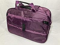 """Дорожная сумка""""CANTLOR"""",компактная, для ручной клади. Высота 30 см, ширина 46 см, глубина 23 см., фото 1"""