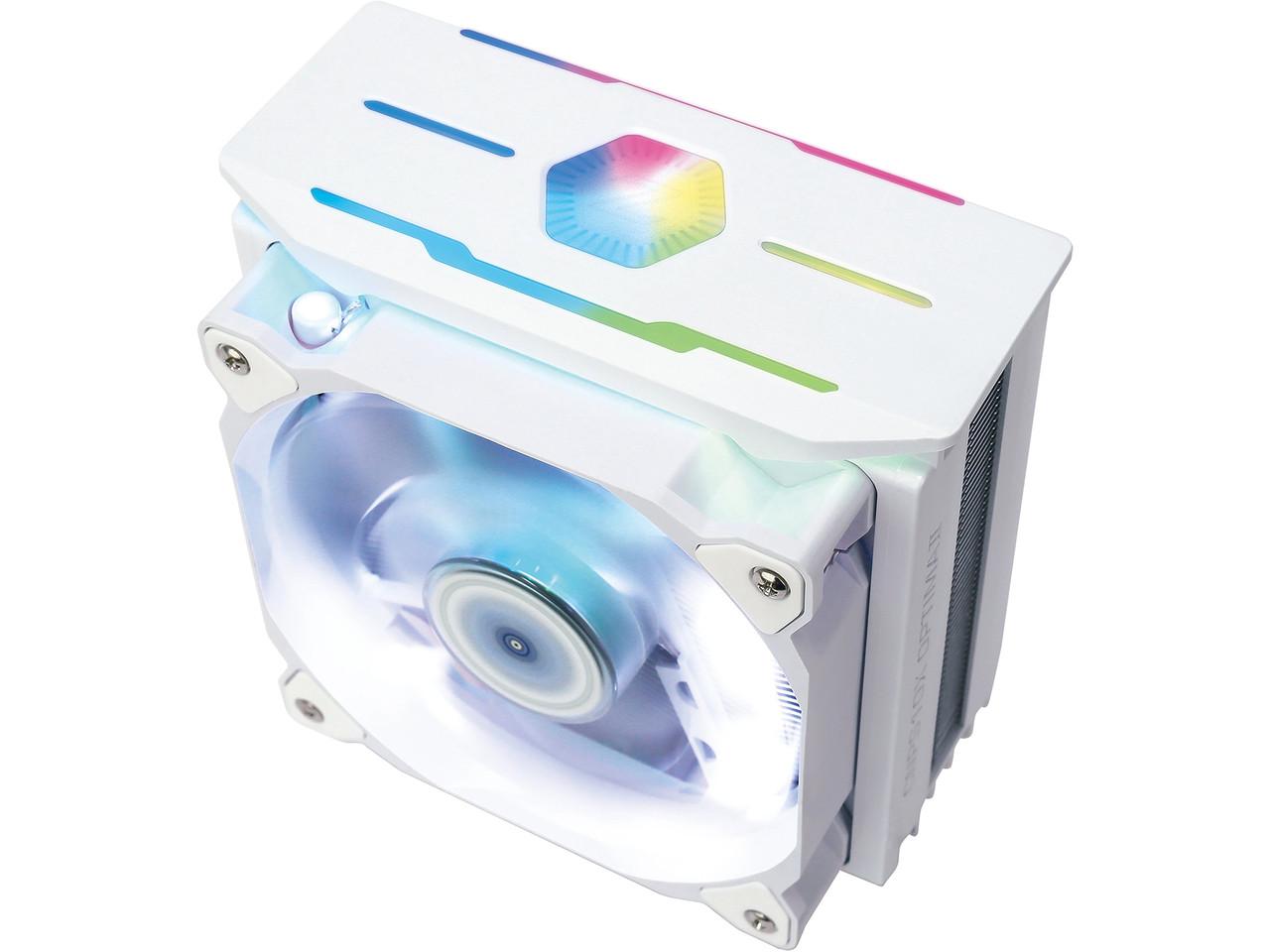 Система охлаждения Zalman CNPS10X Optima II White RGB