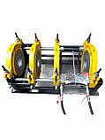 SKAT 90-250мм гидравлический аппарат для стыковой сварки пластиковых труб, фото 5