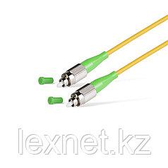 Патч Корд Оптоволоконный FC/APC-FC/APC SM 9/125 Simplex 2.0мм 1 м