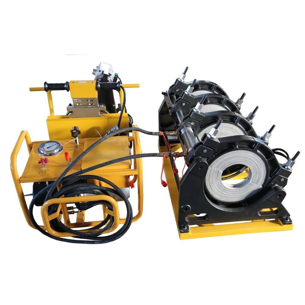 SKAT 90-315мм гидравлический аппарат для стыковой сварки пластиковых труб