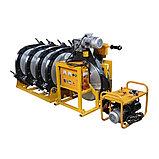 SKAT 280-450мм гидравлический аппарат для стыковой сварки пластиковых труб, фото 6