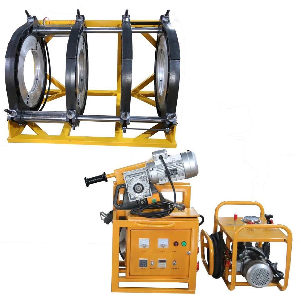 SKAT 280-450мм гидравлический аппарат для стыковой сварки пластиковых труб