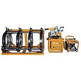 SKAT 280-450мм гидравлический аппарат для стыковой сварки пластиковых труб, фото 7