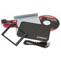 "Mobile Rack 2.5"" Kingston SNA-B, USB 2.0, Black"