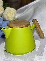 Керамический заварочный чайник 1 л