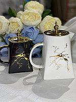 Керамический заварочный чайник 0,450мл