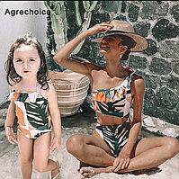 Самый стильный купальник для мамы и дочки (цена указана за комплект)
