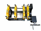 SKAT 63-160мм Редукторный механический сварочный аппарат  для стыковой пайки ПВХ труб, фото 6