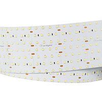 Светодиодная лента S2-2500 24V White 5500K 85mm (2835, 560 LED/m, LUX) (arlight, 40 Вт/м, IP20)