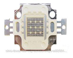 Мощный светодиод ARPL-11W-EPA-2020-Blue470 (27-31v, 350mA) (arlight, Power LED 20x20мм (20D))