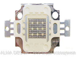 Мощный светодиод ARPL-11W-EPA-2020-Green525 (27-31v, 350mA) (arlight, Power LED 20x20мм (20D))