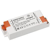 Блок питания ARJ-KE401050A (42W, 1050mA, PFC) (Arlight, IP20 Пластик, 5 лет)