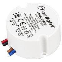 Блок питания ARJ-KE40200R (8W, 200mA, PFC) (Arlight, IP44 Пластик, 5 лет)