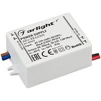 Блок питания ARJ-KE42300 (13W, 300mA, PFC) (Arlight, IP44 Пластик, 5 лет)