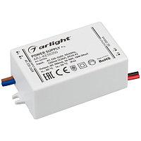 Блок питания ARJ-KE50350 (18W, 350mA, PFC) (Arlight, IP44 Пластик, 5 лет)