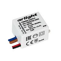 Блок питания ARJ-KE04700-MINI (2.8W, 700mA) (Arlight, IP20 Пластик, 5 лет)