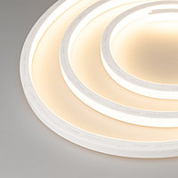 Герметичная лента AQUA-5000S-TOP-2835-120-24V Warm (16.5х16.5mm, 10W, IP68) (arlight, -)