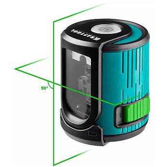 (34701) KRAFTOOL CL 20 зеленый лазерный нивелир