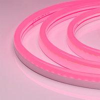 Гибкий неон ARL-CF2835-Classic-220V Pink (26x15mm) (arlight, 8 Вт/м, IP65)