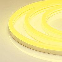 Гибкий неон ARL-CF2835-U15M20-24V Yellow (26x15mm) (arlight, 8 Вт/м, IP65)