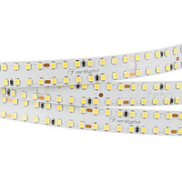 Светодиодная лента S2-2500 24V Warm 2700K 15mm (2835, 280 LED/m, LUX) (arlight, 20 Вт/м, IP20)