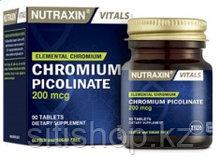 Профилактика сахарного диабета Nutraxin Chromium Picolinate