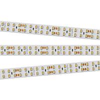 Светодиодная лента RT 2-5000 24V Warm2400 2x2 (3528, 1200 LED, LUX) (arlight, 19.2 Вт/м, IP20)