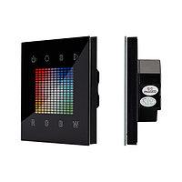Панель Sens SR-2831S-AC-RF-IN Black (220V,RGBW,1зона) (arlight, IP20 Пластик, 3 года)