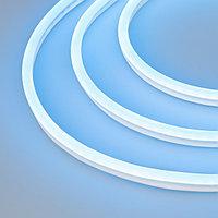 Гибкий неон GALAXY-1608-5000CFS-2835-100 12V Azure (16x8mm, 12W, IP67) (arlight, 12 Вт/м, IP67)