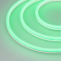 Гибкий неон GALAXY-1608-5000CFS-2835-100 12V Green (16x8mm, 12W, IP67) (arlight, 12 Вт/м, IP67)