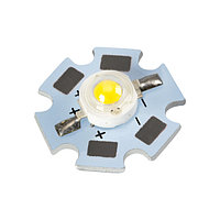 Мощный светодиод ARPL-Star-1W3W-BCB Day White (arlight, STAR type)