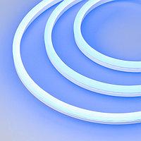 Гибкий неон GALAXY-1608-5000CFS-2835-100 12V Blue (16x8mm, 12W, IP67) (arlight, 12 Вт/м, IP67)