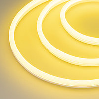 Гибкий неон GALAXY-1608-5000CFS-2835-100 12V Lemon (16x8mm, 12W, IP67) (arlight, 12 Вт/м, IP67)