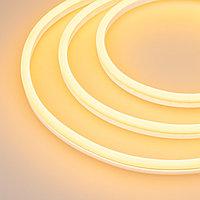 Гибкий неон GALAXY-1608-5000CFS-2835-100 12V Yellow (16x8mm, 12W, IP67) (arlight, 12 Вт/м, IP67)